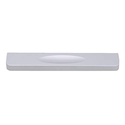 Yesiidor Moderne Griff für Schubladenschranktür Kleiderschrank Schuhschrank Schlafzimmermöbel Einzigartigen Stil Tür Hardware Zubehör für Home Office, 15 * 2 cm
