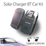 Avantree Sunday Bluetooth-Freisprecheinrichtung für Handy mit Solar Solar-powered Iphone