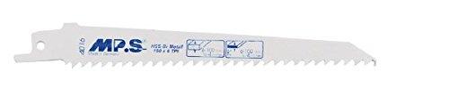 Preisvergleich Produktbild 5 MPS Sägen 4016 Bi-Metall-Säbelsägeblätter