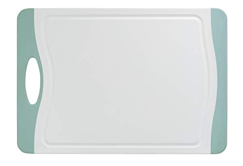 Wenko Küchenbrett mit integrierter Saftrille erleichtert die Zubereitung von saftigen Gerichten