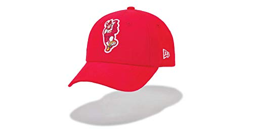 RB Leipzig New Era Bulli 9Forty Kids Cap (Youth, rot)