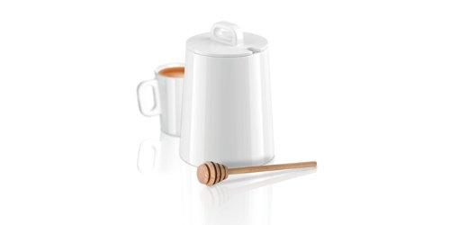 Tescoma Gustito Honigtopf mit Honigspender 0,6 l (Honig Arizona)