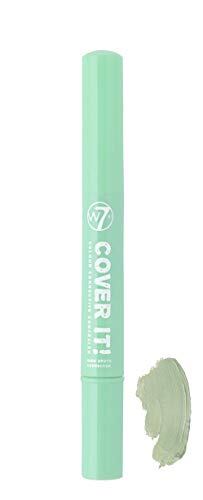 W7 Cover It! Colour Corrective Creamy Concealer 1ml- Dark Spot Corrector
