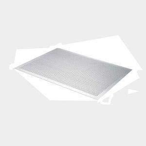 De Buyer 7368.40 Plaque Aluminium perforée Autre, 40x30cm