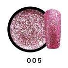 hkfv Superb maravilloso creativo encantador moda Color belleza 8ml UV Gel uñas pegamento con purpurina Symphony duradera 14color uñas Barbie Decoración de Amazing de pegamento para uñas, Color E