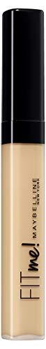 Maybelline New-York - Anti-cernes Correcteur Fluide Fit Me Matte & Poreless - Tous Types de Peaux - 25 Medium - 6,8 ml