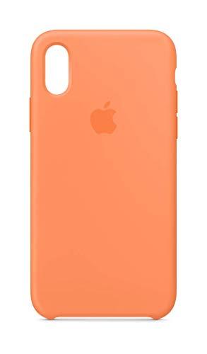 Apple custodia in silicone (per iphone xs) - varancionepapaya
