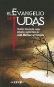 Evangelio de Judas por Jose Montserrat Torrents