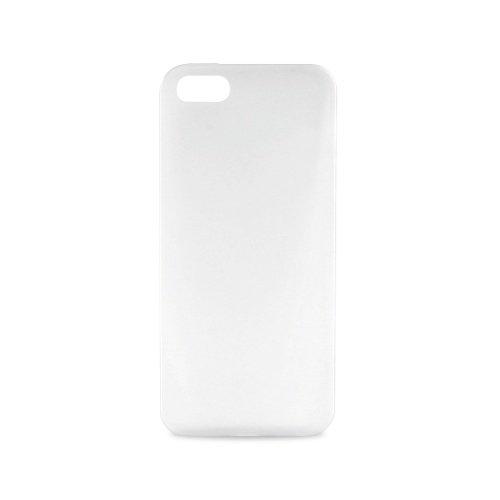 Preisvergleich Produktbild Puro Back Case Ultra Slim 0.3 Schutzhülle (für Apple iPhone 5/5S) Transparent