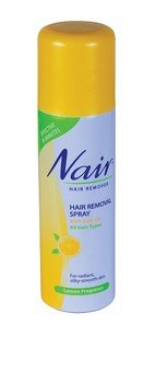 Nair Hair Removal Spray Review