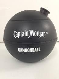 Captain Morgan Spiced Cannonball (1Liter Kunststoff)