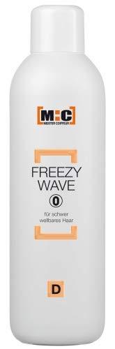 M:C Freezy Wave D0 schwer wellb. Haar 1000 ml Emulsions-Kaltwelle