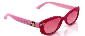 Violetta occhiale sole disney rosa