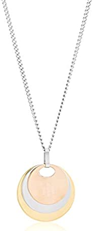 TOMMY HILFIGER WOMEN'S TRI-COLOR GOLD NECKLACES -278