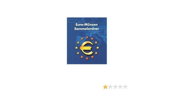 Euro Münzen Sammelordner Amazonde Bücher