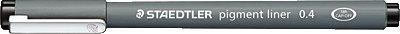 Rotulador calibrado Staedtler Pigment liner 0.2 mm (10 unidades)