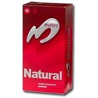 Mates (Manix) Natürliche Condom 12 Pack preisvergleich bei billige-tabletten.eu