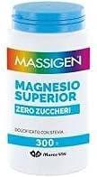 Massigen Vvmi054 Magnesio Superior Zero Zuccheri 300G
