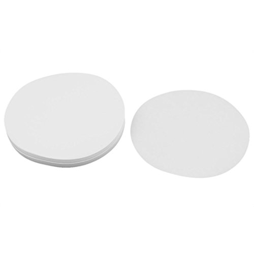 100 x Medium Flow 0.15% Ash Content 15cm Dia Qualitative Filter Paper