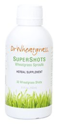 Dr Wheatgrass Supershots 150 ml by Dr Wheatgrass