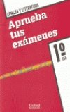 Aprueba tus Exámenes: Lengua Castellana y Literatura 1º ESO Cuaderno de Ejercicios - 9788467331684