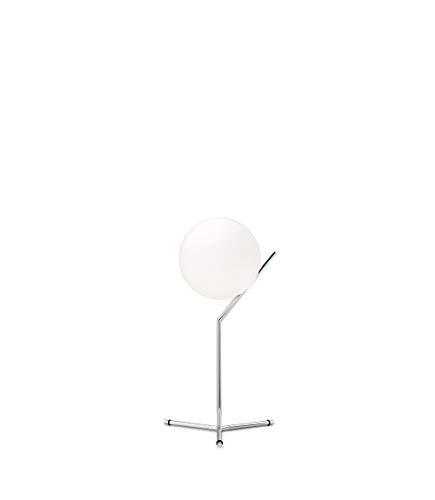 FLOS Lámpara De Mesa IC T1 High Blanco/Metal