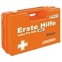 Erste Hilfe Koffer Leina Pro Safe plus Elektro DIN 13169 Inhalt DIN 13169 mit branchenspezifischer Zusatzaustattung preisvergleich bei billige-tabletten.eu