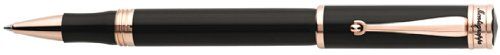 montegrappa-ducale-rollerball-pen-rose-gold-black