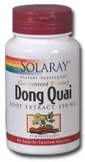 Dong Quai ANGELIKA 550mg CAP 60 CAP