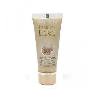 Astor Natural Finish Nude Skin Make-up, 3oml Rose Beige (201)
