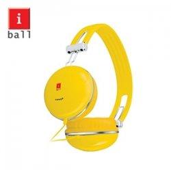 iBall HIP HOP Headphone