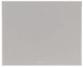 Läufer 49653 Schreibunterlage Synthos, Schreibtischunterlage 52x65 cm, grau (Grau Schreibunterlage)
