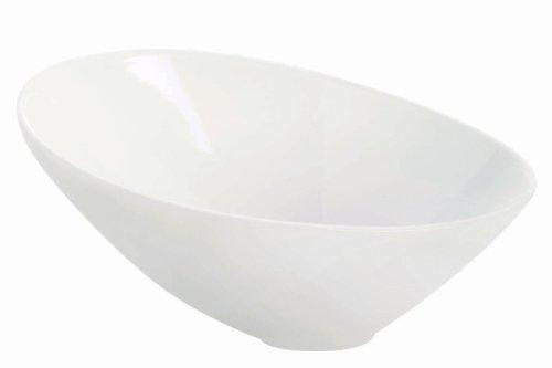 ASA 91051005 Bol Vongole – Asymétrique – Longueur 15,5 cm Céramique