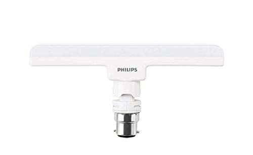 Philips 10W LED Lamp Base B22 - Linear (Golden Yellow, Pack of 1)