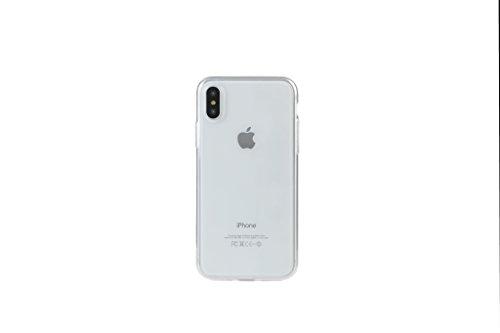 "Tucano Sottile 5.8"" Funda Transparente - Fundas para teléfonos móviles (Funda, Apple, iPhone X, 14,7 cm (5.8""), Transparente)"