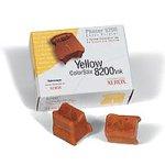 Phaser 8200 (Xerox 16204300 Phaser 8200 colorstix Standardkapazität 2 x 1.400 Seiten 2er-Pack, gelb)