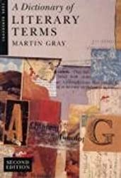 A Dictionary of Literary Terms (York Handbooks)