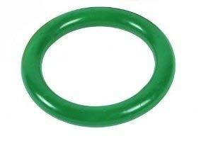 BECO Kinder Schwimmring, Wurfring Wasserspielzeug massiv Tauchring, grün, One Size