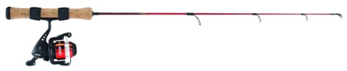 Berkley Cherrywood Eisangeln Spinning Combo, Fishing Gear -