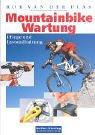 Mountainbike-Wartung. Pflege und Instandhaltung