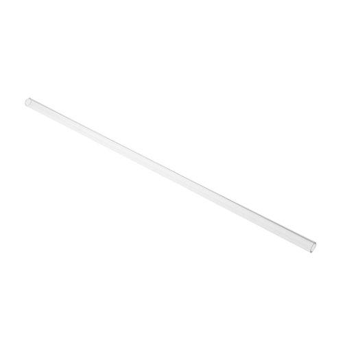 Homyl Klare Perspex Acryl Kunststoffrohr 10mmx14mm Durchmesser 2mm Wand 500mm Lang