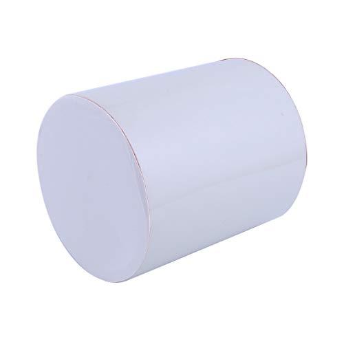 Euone Clearance Sales, super starkes Flex Leakage Repair Wasserdichtes Band für Gartenschläuche Casual weiß (Flex Body Bar)