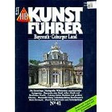 HB Kunstführer, Nr.41, Bayreuth, Coburger Land