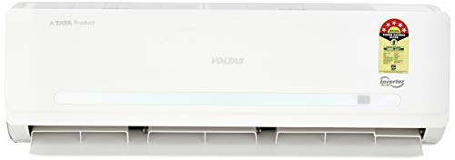 Voltas 1 Ton 5 Star Inverter Split AC (Copper, SAC_125V_DZX, White)