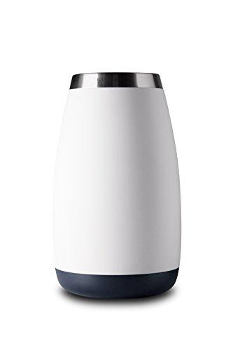 Bis Celsius-tipp (Mandahorn Aktiv-Flaschenkühler / Weinkühler Celsius Cream White Matt (Black Blue))