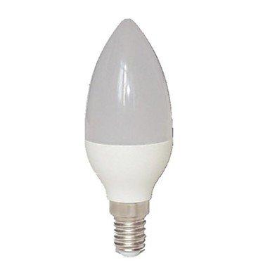 FDH 8W E14 Luces de velas LED SMD2835 C35 15 720 lm Blanco cálido de 85-265 V CA