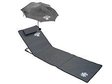 Schirm Strandgut07 mit Klipp Sonnenschirm anthrazit von Strandgut07 - Gartenmöbel von Du und Dein Garten
