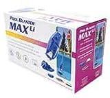 Aqualux Pool Blaster Max/Max Li - Robot aspirateur sans Fil pour Piscine et Spa - Bleu