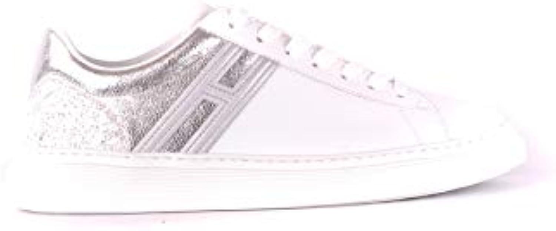 Monsieur / Dame Hogan Femme Femme Femme MCBI148576O Blanc Cuir BasketsB07HGJ5CFQParent Surface facile à nettoyer Touche confortable Chaussures légères a70a3f
