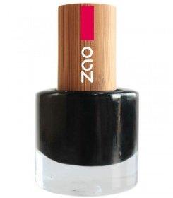 Vernis à ongles ZAO Noir 644